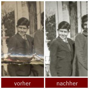 Fotorestauration vom Experten bei Giessen
