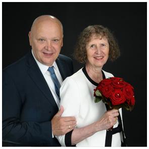 Hochzeitsfoto - Fotowerkstatt Lich Ihr Fotograf bei Giessen - Älteres Brautpaar